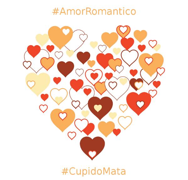 Imagen #AmorRomantico #CupidoMata