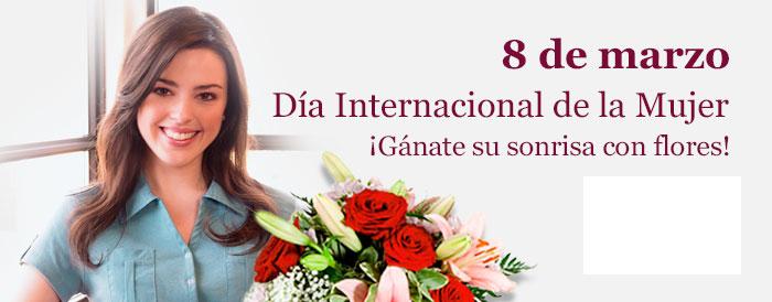 Anuncio de Interflora para el día Internacional de la Mujer