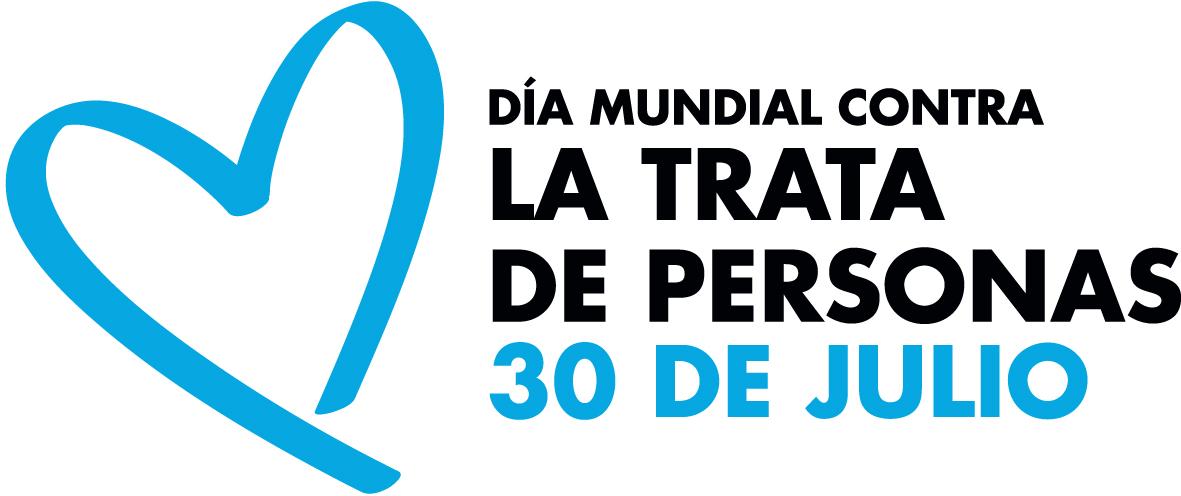 Cartel del Día Mundial contra la trata de personas