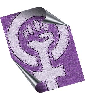 Símbolo de la Lucha Feminista