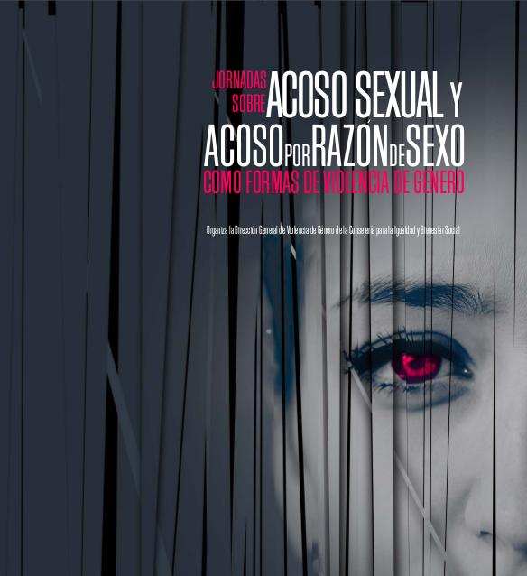 Jornadas sobre acoso sexual y por razón de sexo