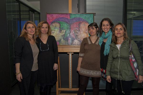 Componentes de Alia, Asociación por la Igualdad de Oportunidades entre Mujeres y Varones