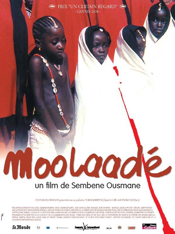Cartel de la película Moolaadé