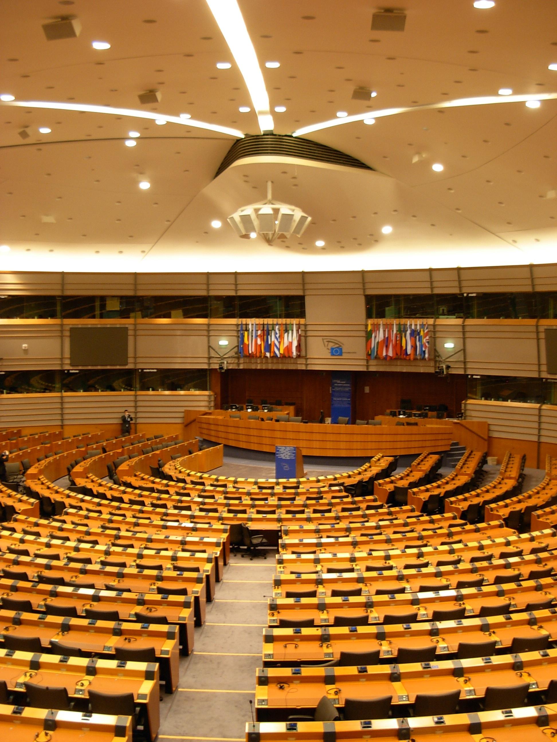 Fotografía de Gaia Saviotti del Parlamento Europeo