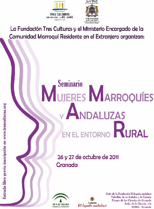 Seminario Mujer Rural Marroquí y Andaluza