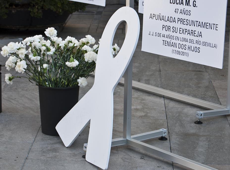 Lazo Blanco contra la violencia de género