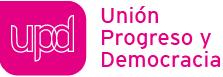Logo del partido político Unión Progreso y Democracia