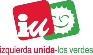 Logo de Izquierda Unida - Los Verdes