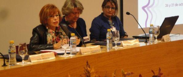Ponentes del seminario Mujeres Marroquíes y Andaluzas en el entorno rural